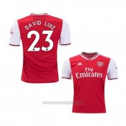 Camiseta Arsenal Jugador David Luiz Primera 2019/2020