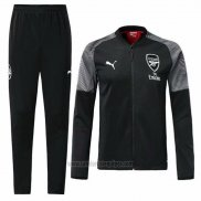 Chandal del Arsenal N98 2019/2020 Negro