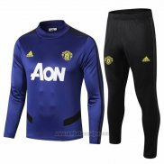 Chandal del Manchester United 2019/2020 Azul
