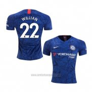 Camiseta Chelsea Jugador Willian Primera 2019/2020