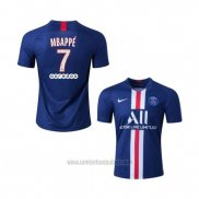 Camiseta Paris Saint-Germain Jugador Mbappe Primera 2019/2020