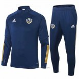 Chandal de Sudadera del Los Angeles Galaxy 2020 Azul