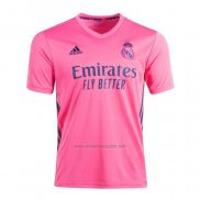 Tailandia Camiseta Real Madrid Segunda 2020-2021