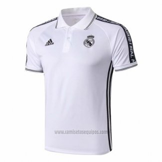 Camiseta Polo del Real Madrid 2019/2020 Blanco