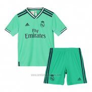 Camiseta Real Madrid Tercera Nino 2019/2020