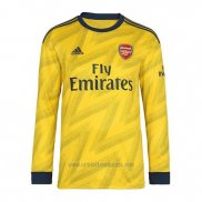 Camiseta Arsenal Segunda Manga Larga 2019/2020