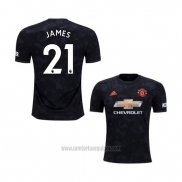Camiseta Manchester United Jugador James Tercera 2019/2020
