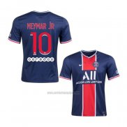 Camiseta Paris Saint-Germain Jugador Neymar JR Primera 2020-2021