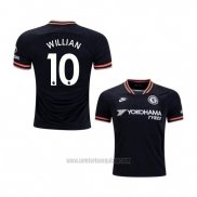 Camiseta Chelsea Jugador Willian Tercera 2019/2020
