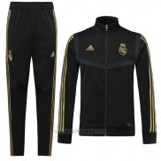 Chandal del Real Madrid 2019/2020 Negro