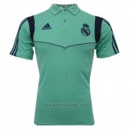 Camiseta Polo del Real Madrid 2019/2020 Verde