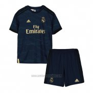 Camiseta Real Madrid Segunda Nino 2019/2020