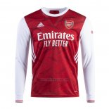 Camiseta Arsenal Primera Manga Larga 2020-2021