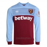 Camiseta West Ham Primera Manga Larga 2019/2020