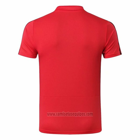 Camiseta Polo del Real Madrid 2019/2020 Rojo