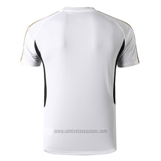 Camiseta de Entrenamiento Real Madrid 2019/2020 Blanco