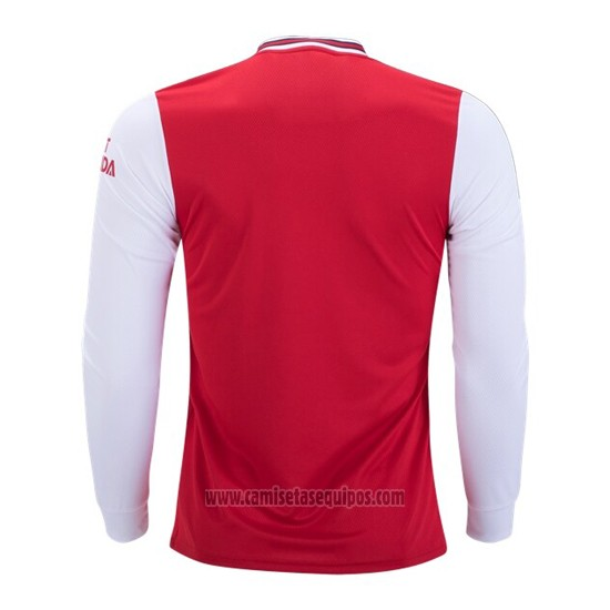 Camiseta Arsenal Primera Manga Larga 2019/2020