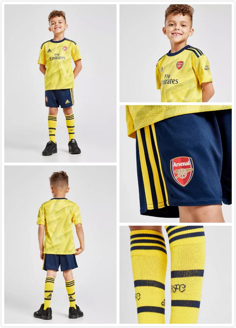 Camiseta Arsenal Segunda barata 2019-2020