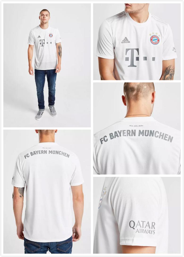 Camiseta Bayern Munich Segunda barata 2019-2020