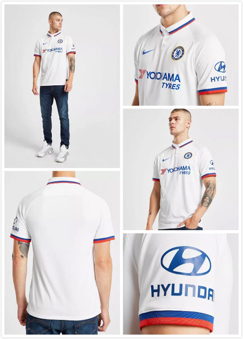 Camiseta Chelsea Segunda barata 2019-2020