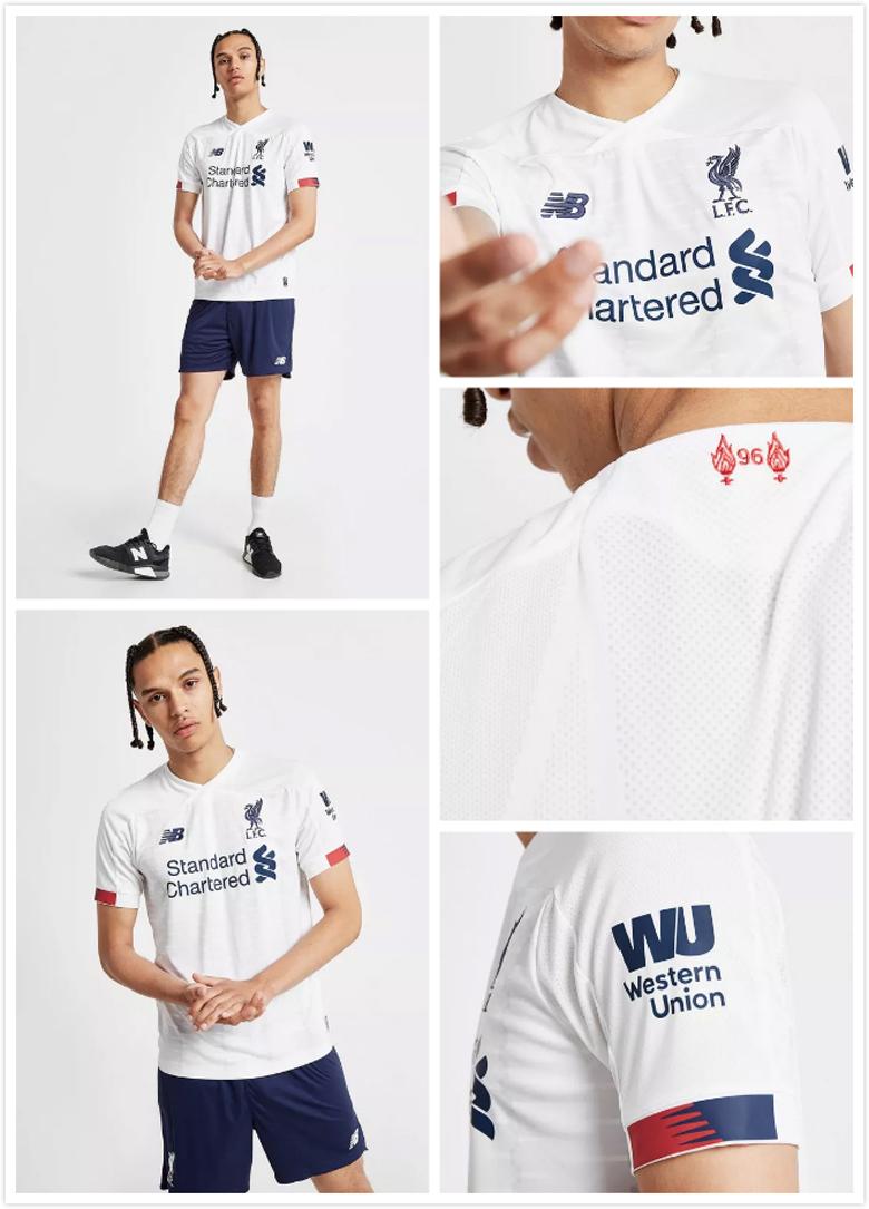 Camiseta Liverpool Segunda barata 2019-2020