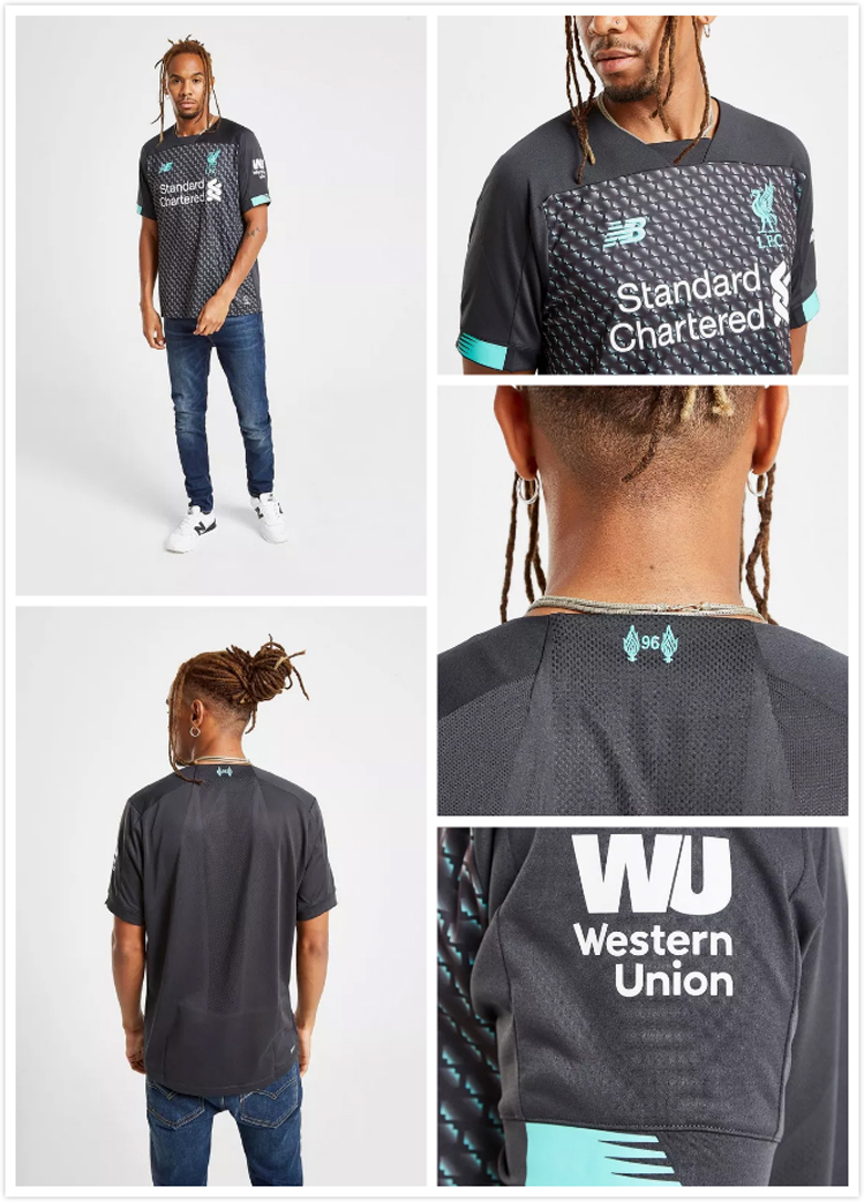 Camiseta Liverpool Tercera barata 2019-2020