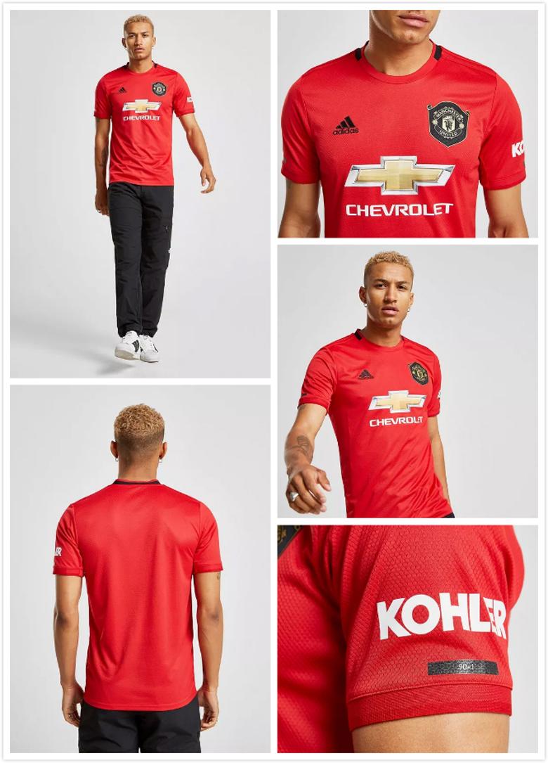 Camiseta Manchester United Primera barata 2019-2020