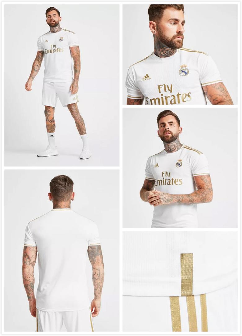 Camiseta Real Madrid Primera barata 2019-2020