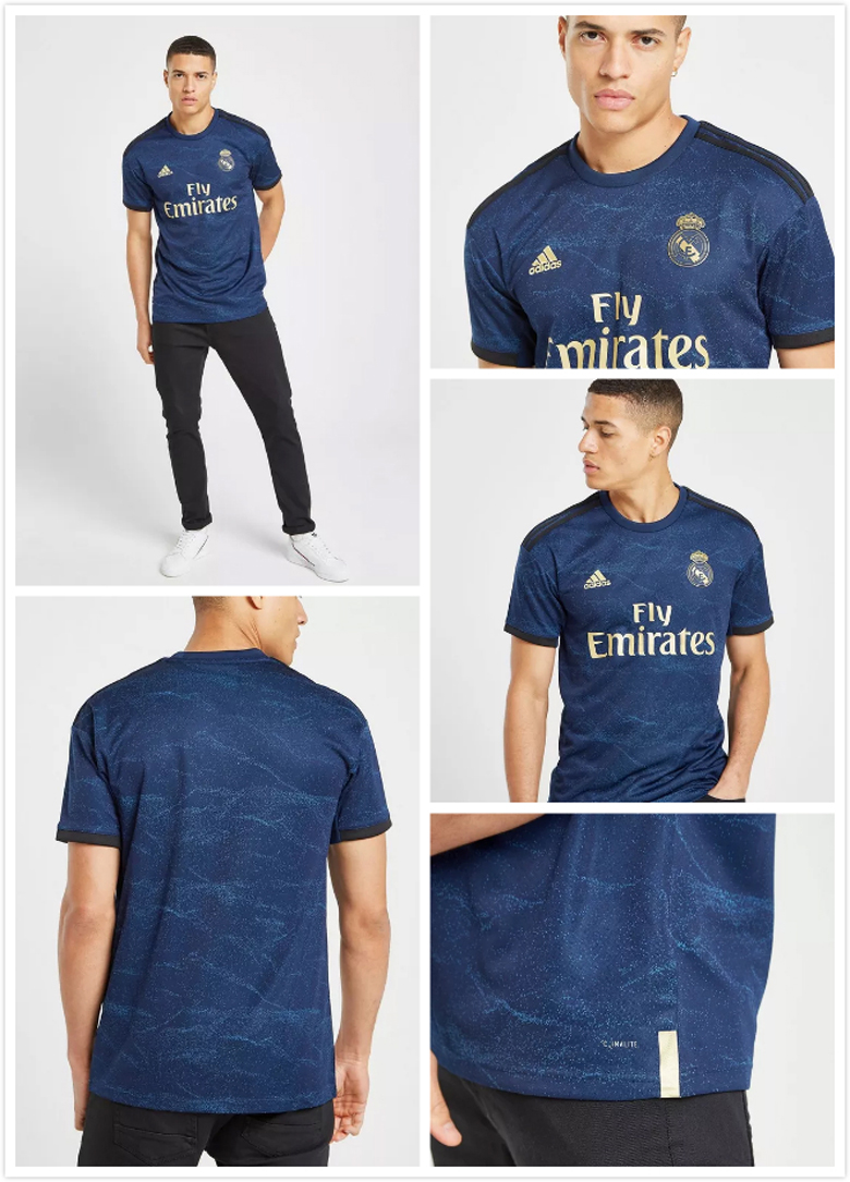 Camiseta Real Madrid Segunda barata 2019-2020