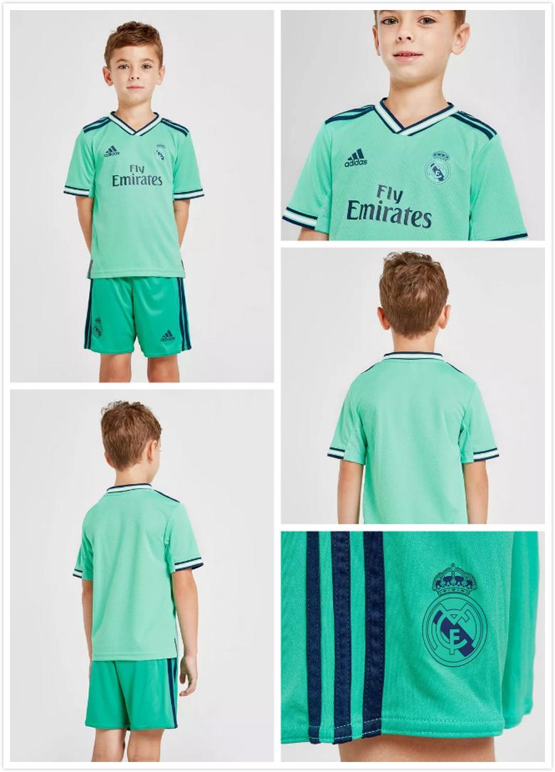 Camiseta Real Madrid Tercera barata 2019-2020
