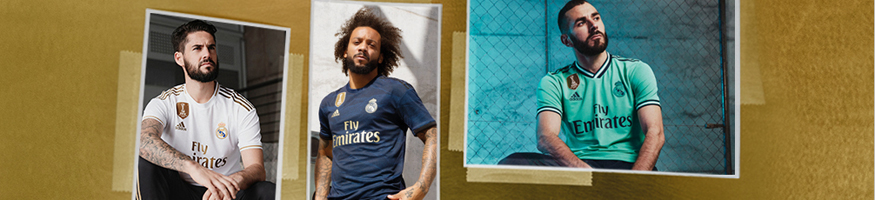 Camisetas Real Madrid baratas 2019-2020