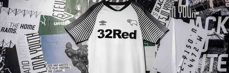 camisetas Derby County replicas 2019-2020