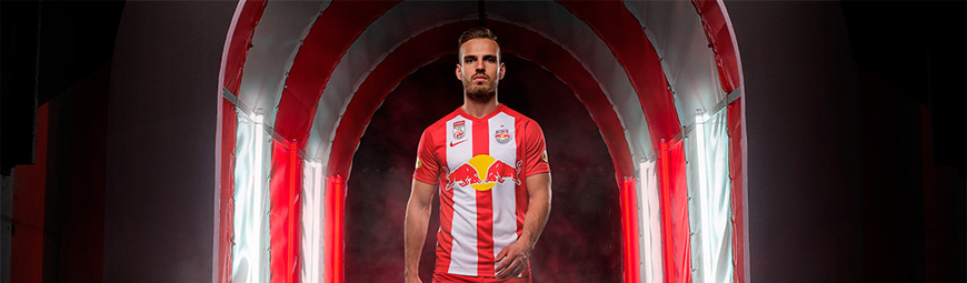 camisetas Red Bull Salzburg replicas 2019-2020