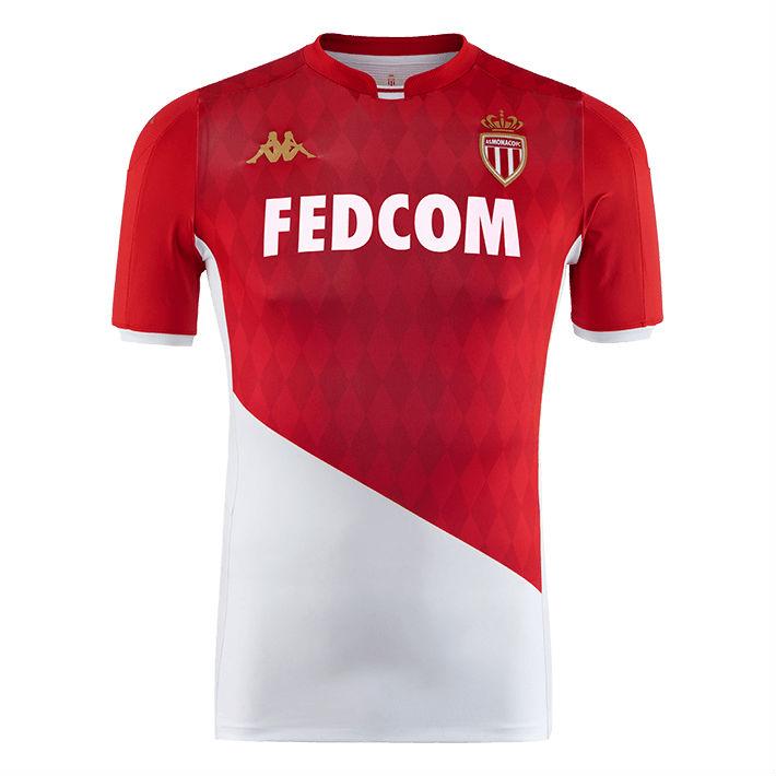 AS Monaco 2019-20球衣