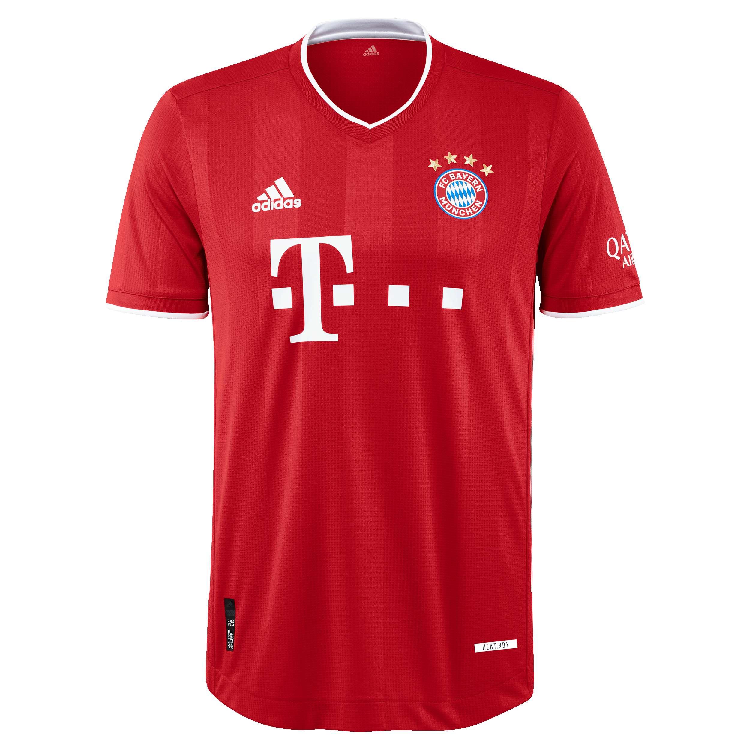 Camiseta Bayern Munich 2020-21