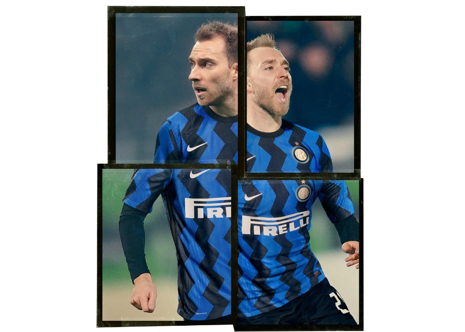 Camiseta Inter de Milán 2020-21