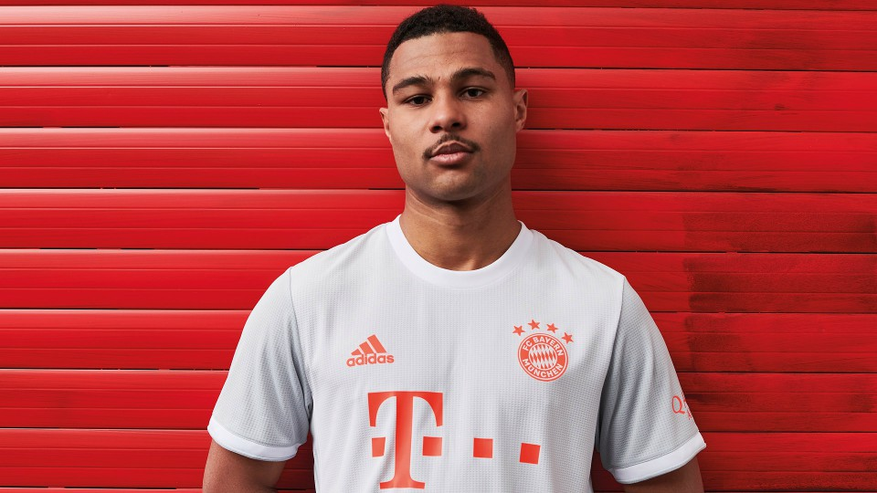 Bayern Munich 2020-21 Away Kit