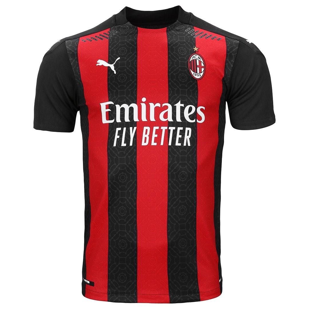 AC Milan 2020-21 Home Kit
