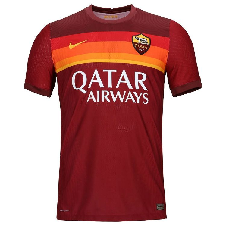 AS Roma 2020-21 Home Kit