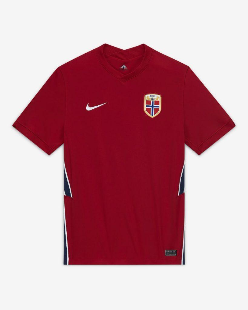 Camisetas Noruega 2020-21